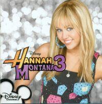 Cover Soundtrack - Hannah Montana 3