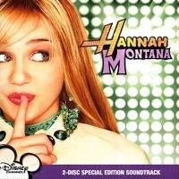 Cover Soundtrack - Hannah Montana