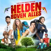 Cover Soundtrack - Helden boven alles