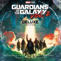 Cover Soundtrack - Marvel's Guardians Of The Galaxy - Awesome Mix Vol. 2