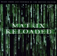 Cover Soundtrack - Matrix Reloaded