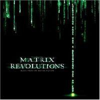 Cover Soundtrack - Matrix Revolutions