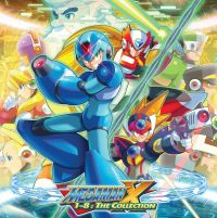 Cover Soundtrack - MegaMan X - 1-8: The Collection