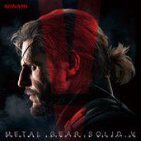 Cover Soundtrack - Metal Gear Solid V
