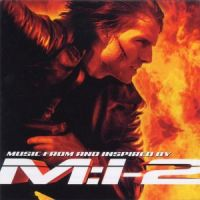Cover Soundtrack - Mission: Impossible 2
