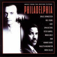 Cover Soundtrack - Philadelphia