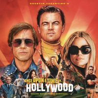 Cover Soundtrack - Quentin Tarantino's Once Upon A Time In Hollywood