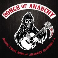 Cover Soundtrack - Songs Of Anarchy - Music From Sons Of Anarchy Seasons 1-4