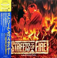 Cover Soundtrack - Streets Of Fire