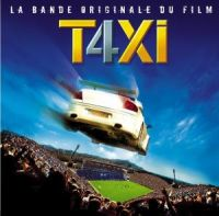 Cover Soundtrack - Taxi 4