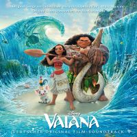 Cover Soundtrack - Vaiana