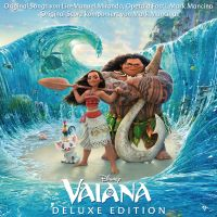 Cover Soundtrack - Vaiana