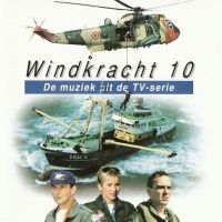 Cover Soundtrack - Windkracht 10 - De muziek uit de TV-serie