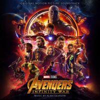 Cover Soundtrack / Alan Silvestri - Avengers - Infinity War