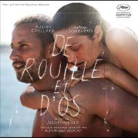 Cover Soundtrack / Alexandre Desplat - De rouille et d'os