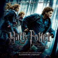 Cover Soundtrack / Alexandre Desplat - Harry Potter And The Deathly Hallows Part 1