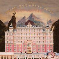 Cover Soundtrack / Alexandre Desplat - The Grand Budapest Hotel