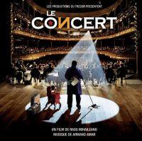 Cover Soundtrack / Armand Amar - Le concert