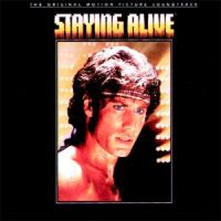 Cover Soundtrack / Bee Gees - Staying Alive