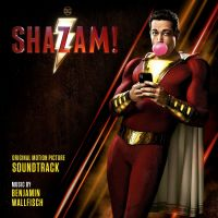 Cover Soundtrack / Benjamin Wallfisch - Shazam!