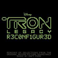 Cover Soundtrack / Daft Punk - Tron Legacy R3conf1gur3d