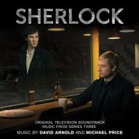 Cover Soundtrack / David Arnold and Michael Price - Sherlock (Series Three)