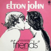 Cover Soundtrack / Elton John - Friends (Album)