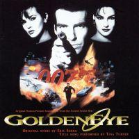 Cover Soundtrack / Eric Serra - Goldeneye