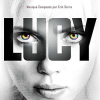 Cover Soundtrack / Éric Serra - Lucy