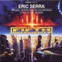 Cover Soundtrack / Eric Serra - The Fifth Element