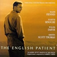 Cover Soundtrack / Gabriel Yared - The English Patient