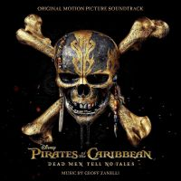 Cover Soundtrack / Geoff Zanelli - Pirates Of The Caribbean - Dead Men Tell No Tales