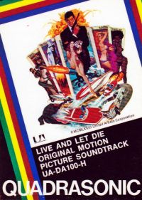 Cover Soundtrack / George Martin - Live And Let Die