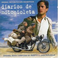 Cover Soundtrack / Gustavo Santaolalla - The Motorcycle Diaries