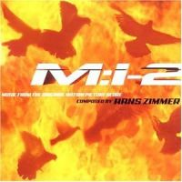 Cover Soundtrack / Hans Zimmer - Mission: Impossible 2 (Score)