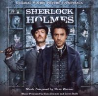 Cover Soundtrack / Hans Zimmer - Sherlock Holmes