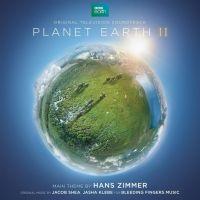 Cover Soundtrack / Hans Zimmer / Jacob Shea / Jasha Klebe - Planet Earth II