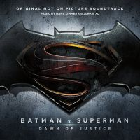 Cover Soundtrack / Hans Zimmer and Junkie XL - Batman v Superman - Dawn Of Justice