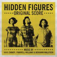 Cover Soundtrack / Hans Zimmer, Pharrell Williams & Benjamin Wallfisch - Hidden Figures