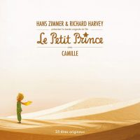 Cover Soundtrack / Hans Zimmer & Richard Harvey avec Camille - Le petit prince