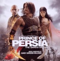 Cover Soundtrack / Harry Gregson-Williams - Prince Of Persia - The Sands Of Time