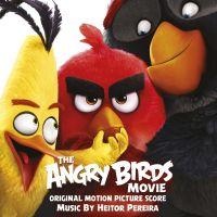 Cover Soundtrack / Heitor Pereira - The Angry Birds Movie