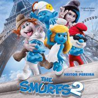 Cover Soundtrack / Heitor Pereira - The Smurfs 2