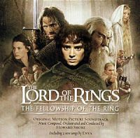 Cover Soundtrack / Howard Shore - The Lord Of The Rings - The Fellowship Of The Ring