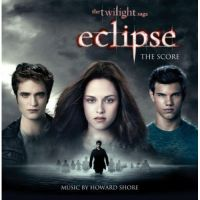 Cover Soundtrack / Howard Shore - The Twilight Saga: Eclipse - The Score