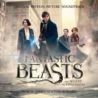 Cover Soundtrack / James Newton Howard - Fantastic Beasts And Where To Find Them