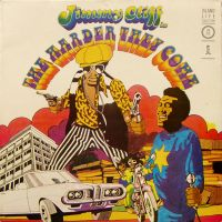 Cover Soundtrack / Jimmy Cliff - The Harder They Come