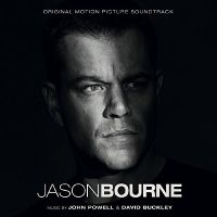 Cover Soundtrack / John Powell & David Buckley - Jason Bourne