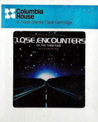 Cover Soundtrack / John Williams - Close Encounters Of The Third Kind