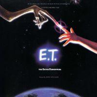 Cover Soundtrack / John Williams - E.T. - The Extra-Terrestrial